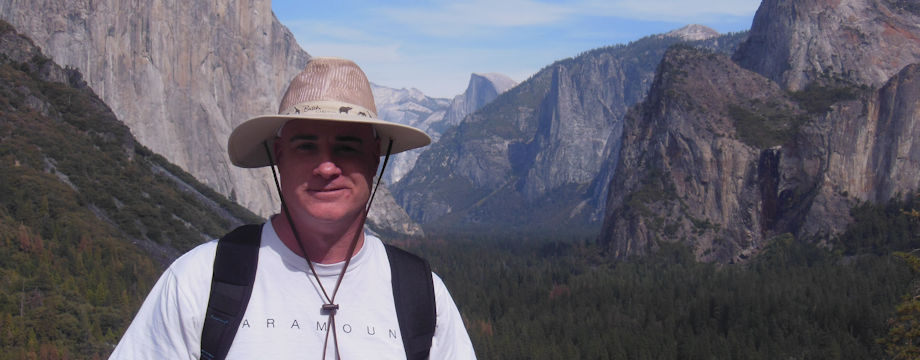 WeirDave in Yosemite (2015)